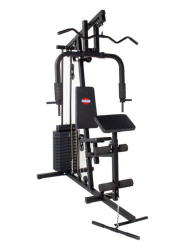 Estação de musculação emk com 100kg